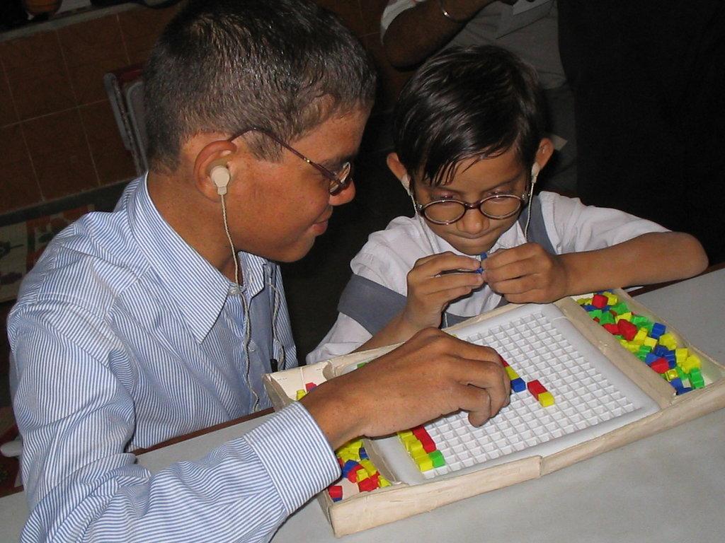 Photos From Educate Amp Rehabilitate 25 Deafblind Children Globalgiving
