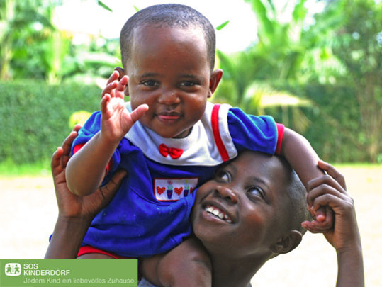 SOS Children's Village Fort Portal