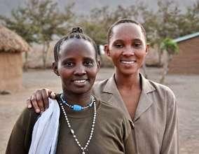 Lenana Girls School Students