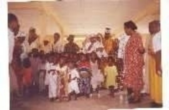 Early Childhood Development Training in Nigeria