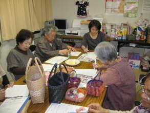 Elderly still in communal housing