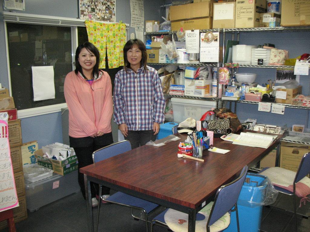 Volunteer Community Workers in Miyako