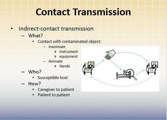Understanding Basics of Contact Transmission