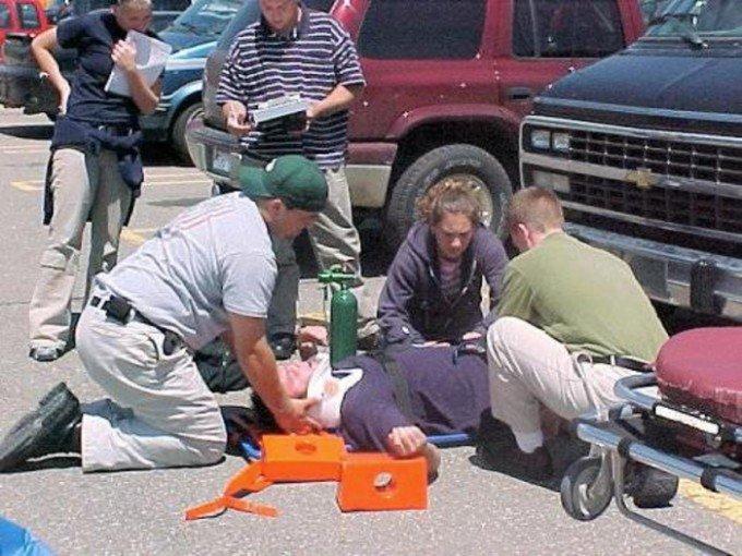 Bystander Correct Response Before EMT Arrival