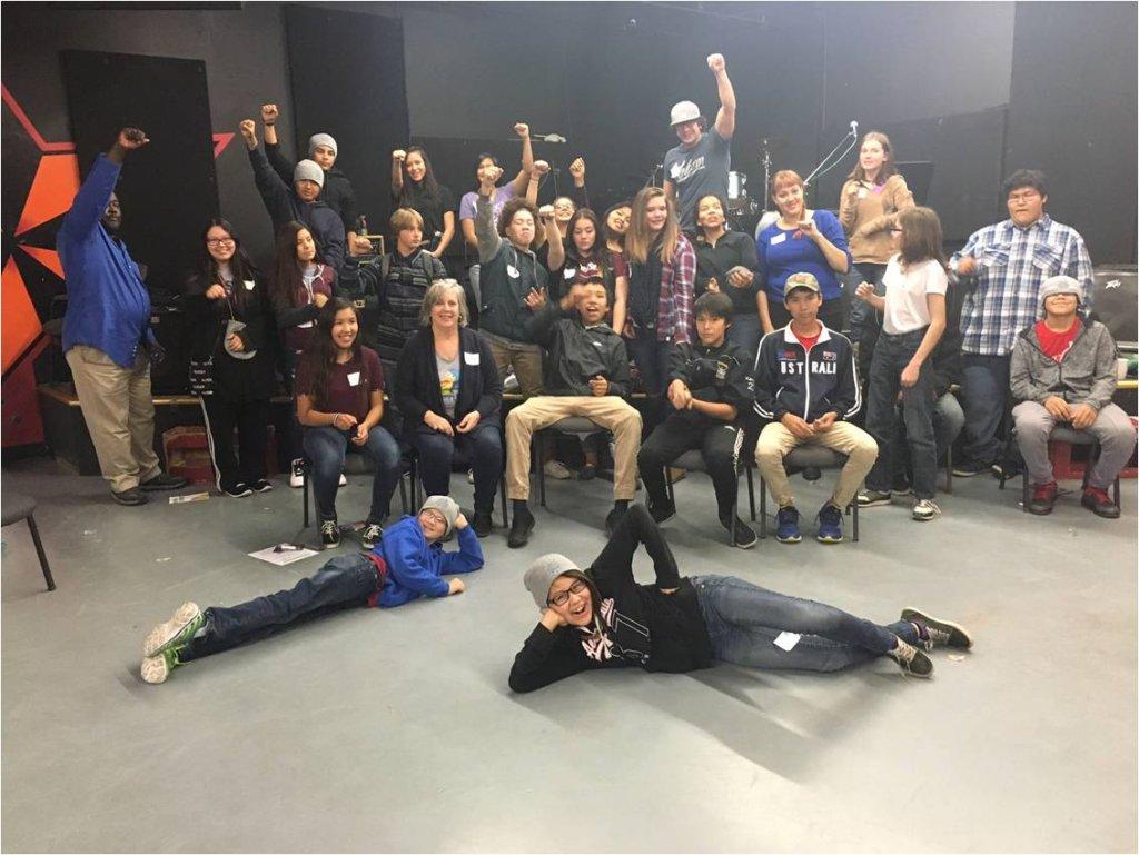 Mentoring 500 Alaskan Youth through Sports