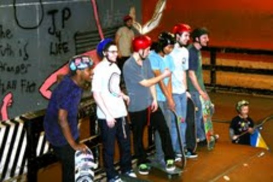 Older Skaters