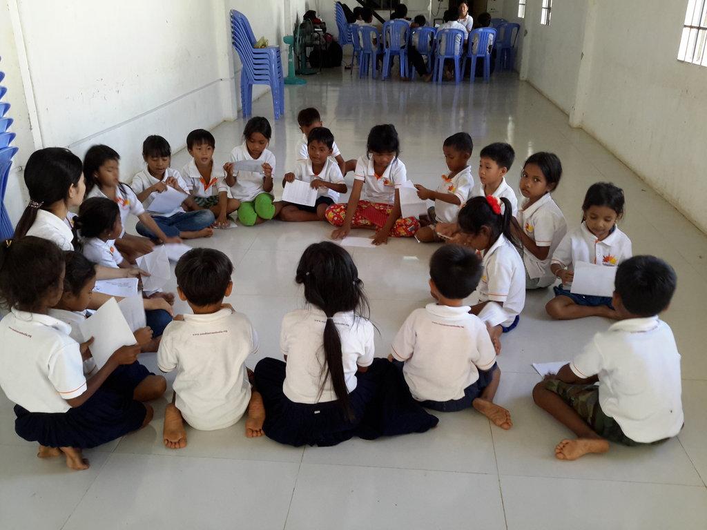 Children Club (The Newest Community)