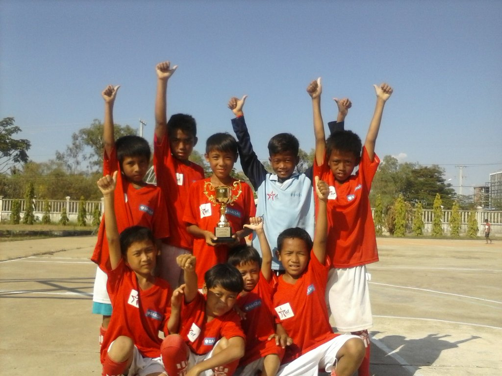 We are the Champion!
