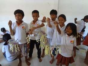 Activities in Children Club
