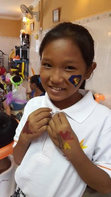 Smiling with Hope in Children Club