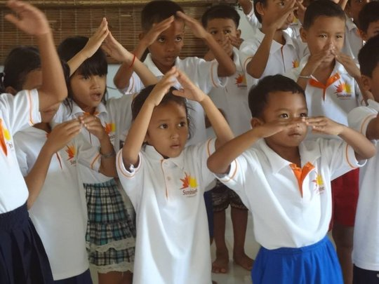 SC Children at Children Clubs!