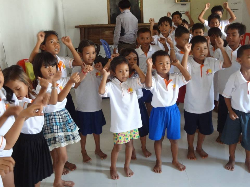 Singing with hope
