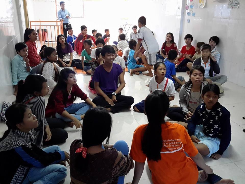 Youth Club Activity