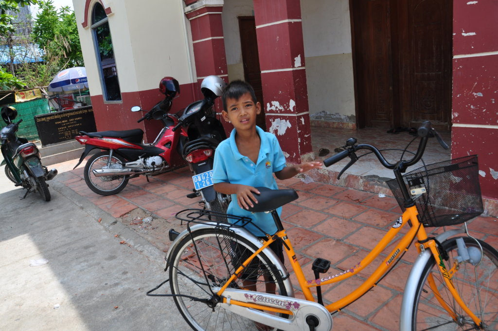 Education for 300 Urban Poor Children