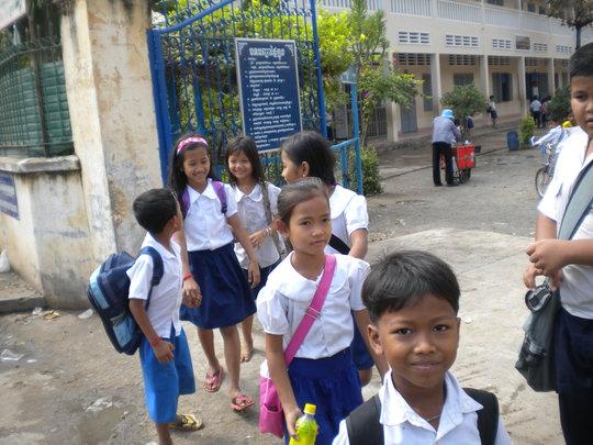 SC children at state school