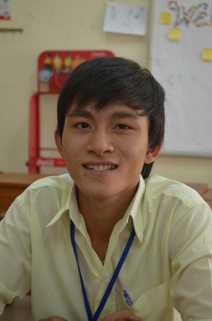 Danang Web & Graphic Design student Phuc
