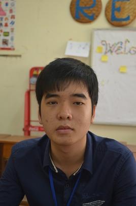 Danang Web & Graphic Design student Duy
