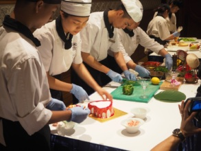 YCI students demostrate their skills