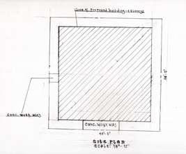 Proposed Site Diagram