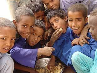 School Feeding in Niger