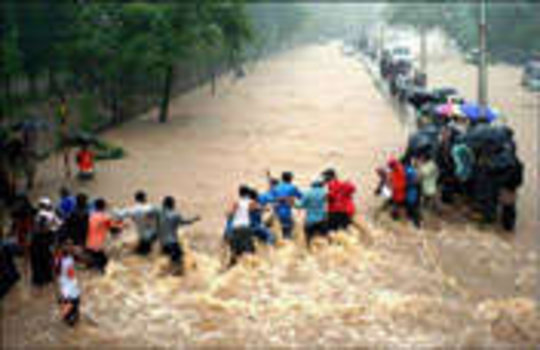 Flood Relief - Help the people of Mumbai Rebuild
