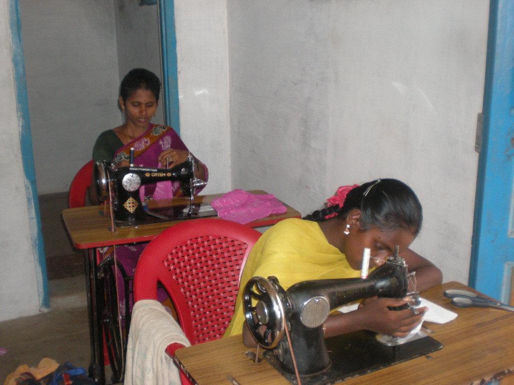 Ms.Chellammal a widow beneficiary