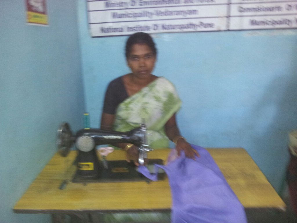A widow as beneficiary
