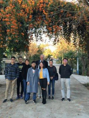 Fu Wai China Cal Team