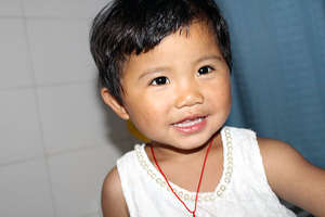 China Cal ensures children can grow up healthy