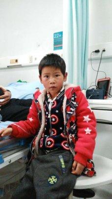 6 year old Xing