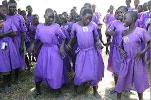 Affordable Sanitary Pads For 1500 Ugandan Girls