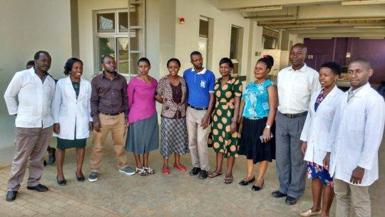 Inaugural ECP Diploma Program Class