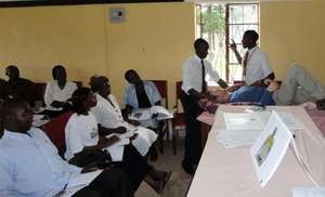 GECC's training for community health workers