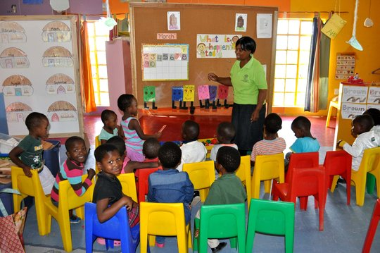 Preschoolers You Are Helping to Educate