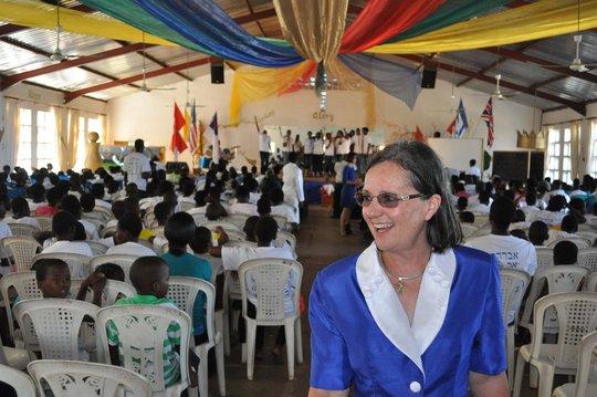 NHC Director, Dr. Elizabeth Hynd