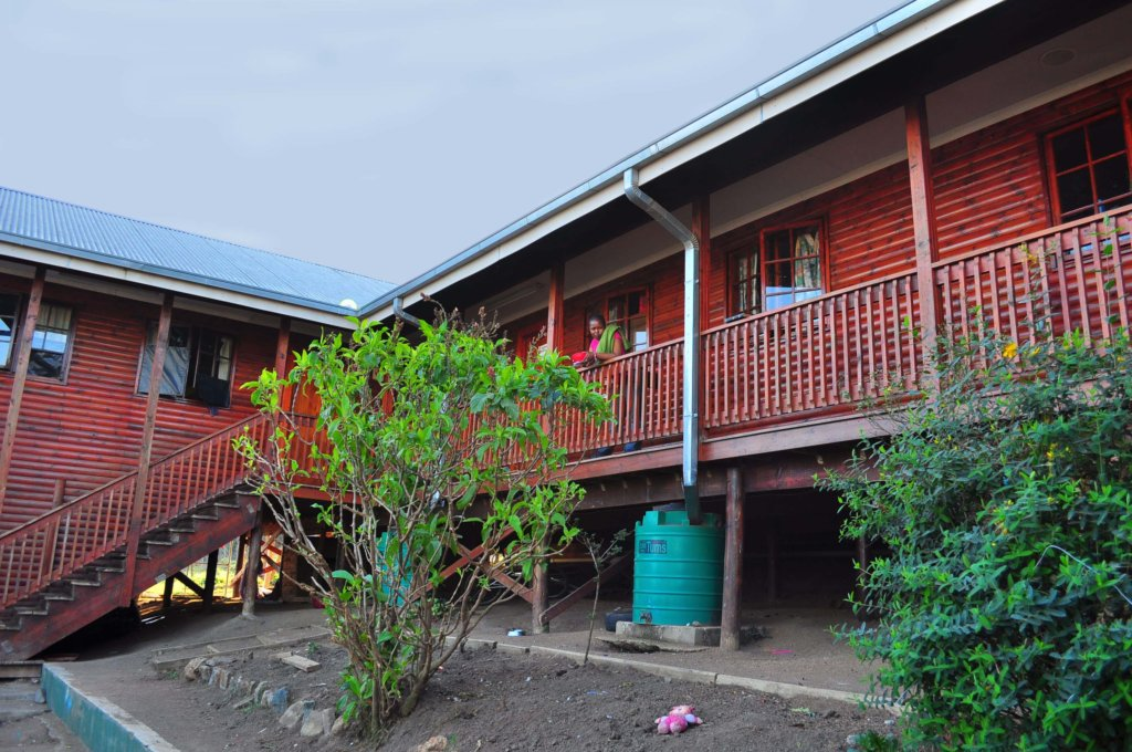 Dormitory for Youngest Children