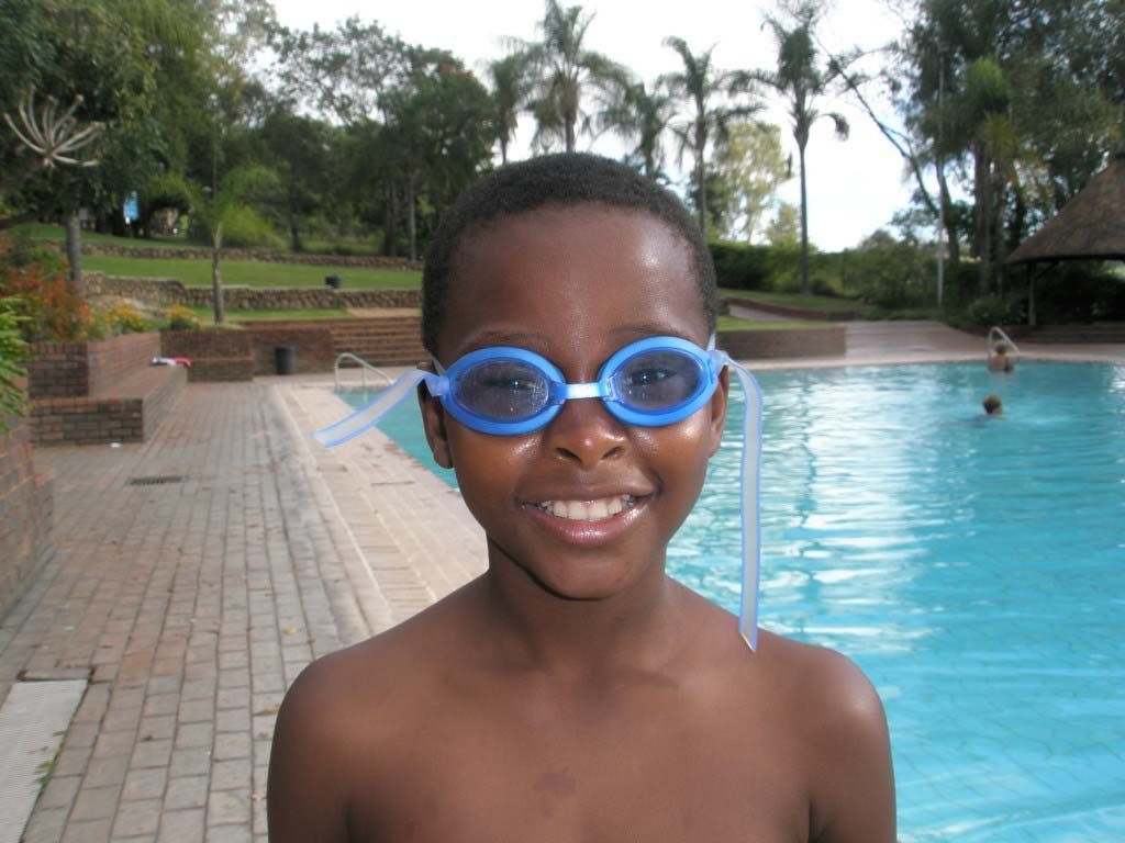 NHC Student in Swim Competition