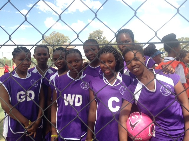 NHC Volley Ball Team at All Africa Convention