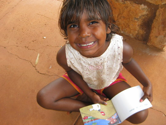 Books for Children in the Aboriginal Community