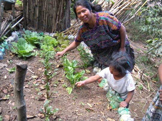 Mersedonia with Her Garden
