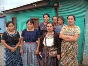 Mujeres de Santa Clara