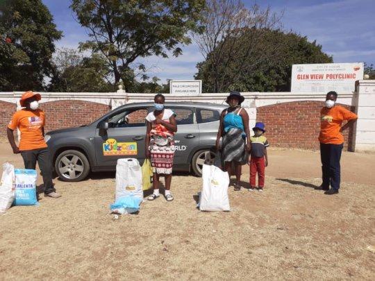 COVID_19 Food distribution