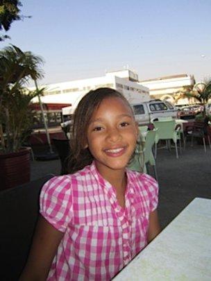 Mckeena Today, 9 years old