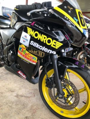 Riding for Cancer