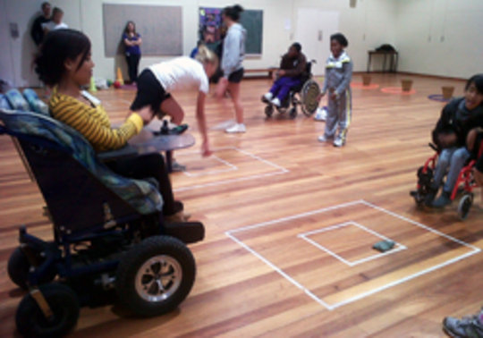 -Paralympic and Disability Awareness day