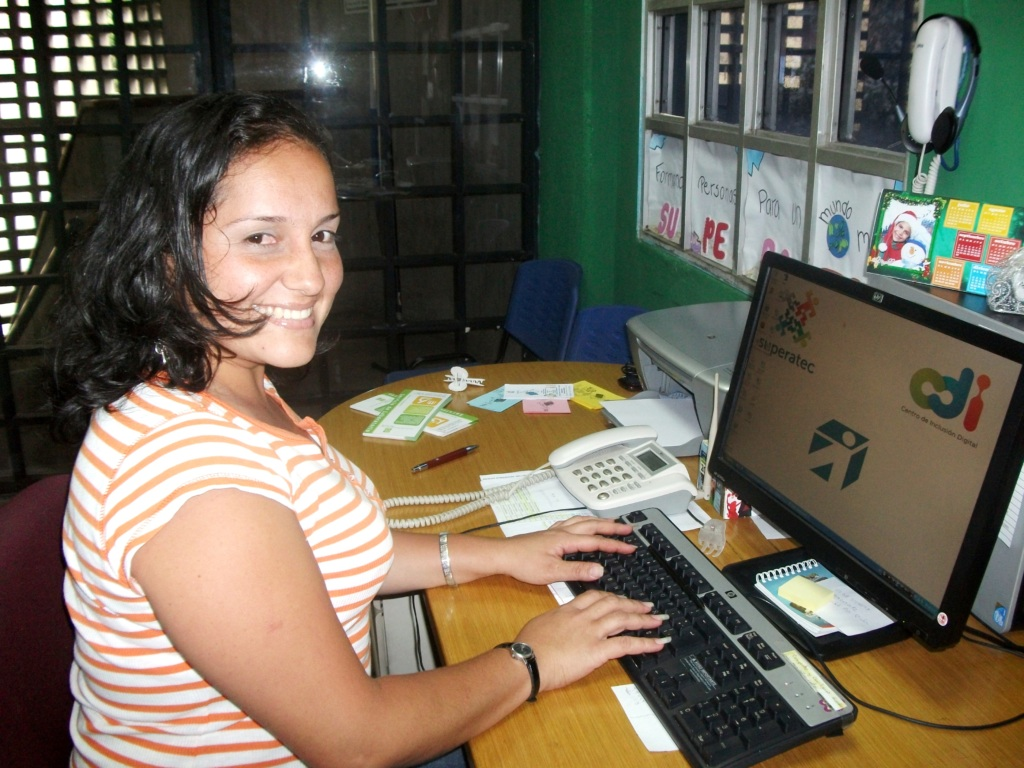 Magdayisell in computer classes