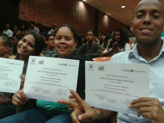 Superatec Antimano and La Vega alumni!