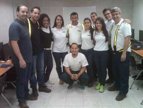 With Cargill's workers in Gramoven