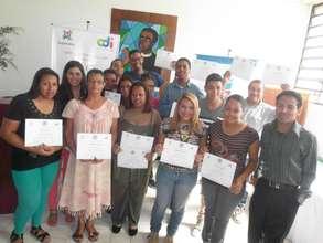 Superatec Las Mayas certification event 2014