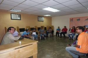 SUPERATEC center in Barinas 1st course